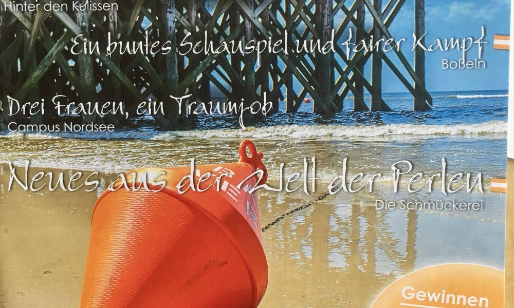 "Strandpost über ""I do it my voice"""