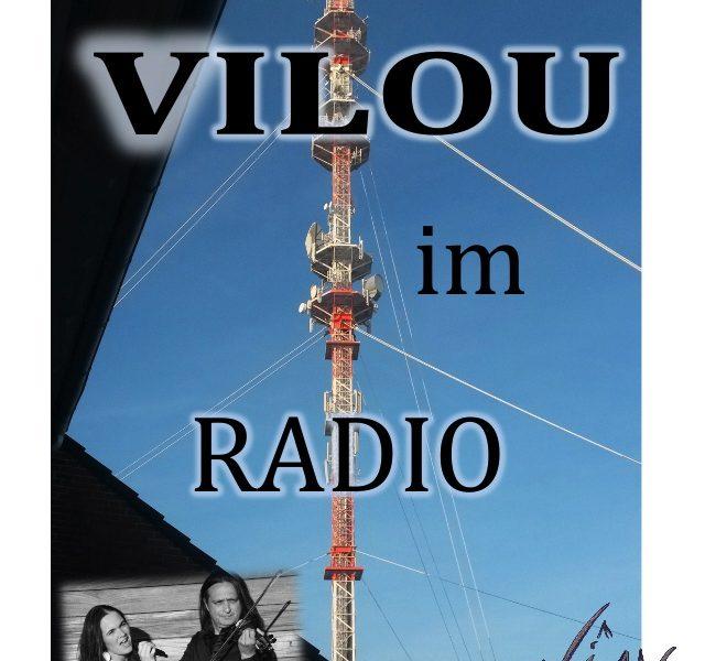 VILOU im Radio