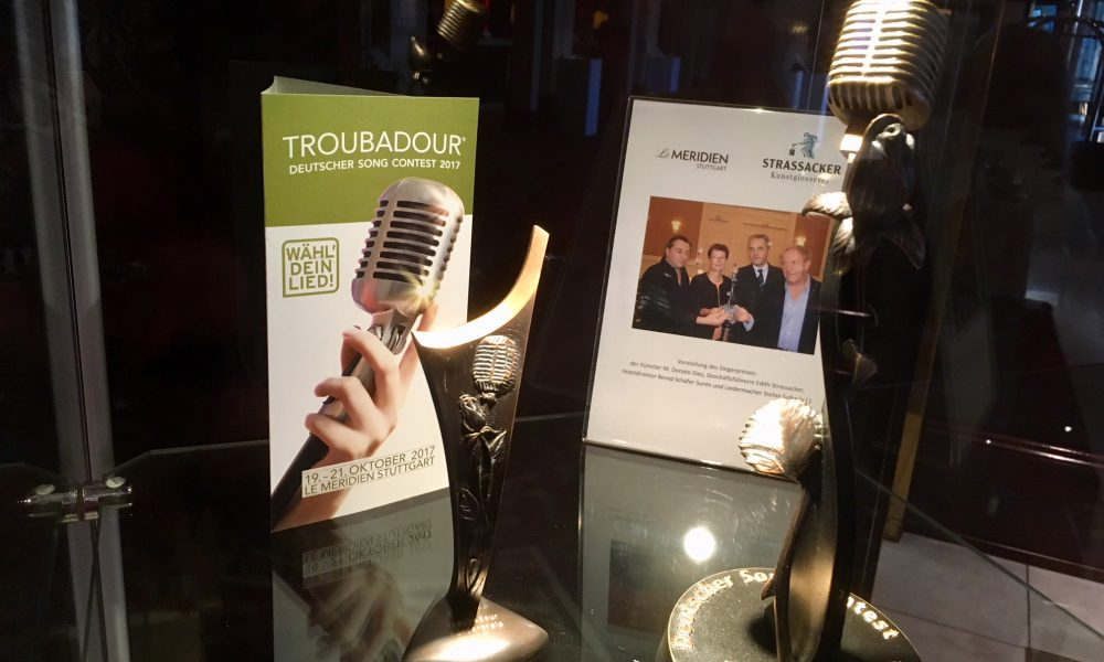 Der Troubadour – Le Meridien, Stuttgart